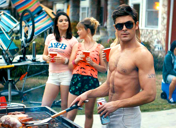 Happy Birthday Zac Efron! Our Top 10 Favorite Shirtless Gifs