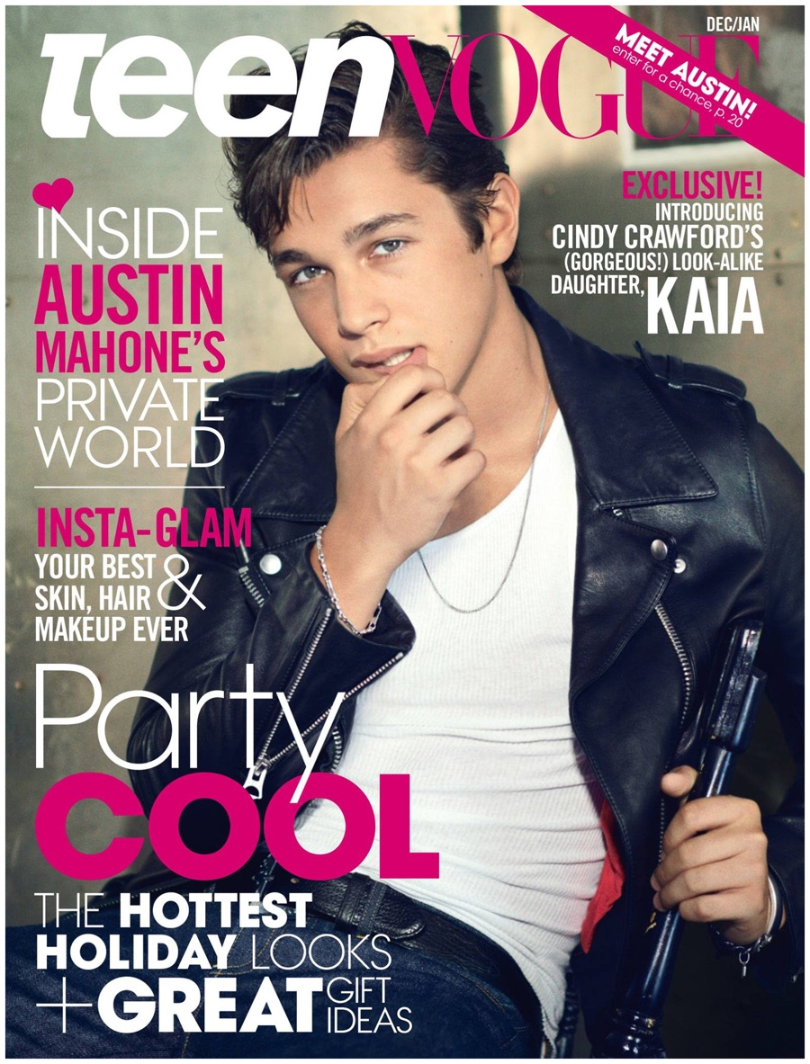 Austin Mahone Teen Vogue 1