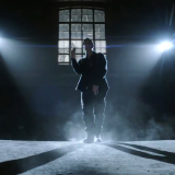 Eminem Gets Inspirational in 'Guts Over Fear' Music Video Featuring Sia