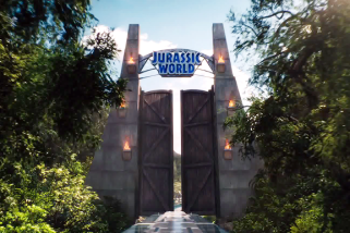 The Park Is Open: 'Jurassic World' Teaser Trailer is Here