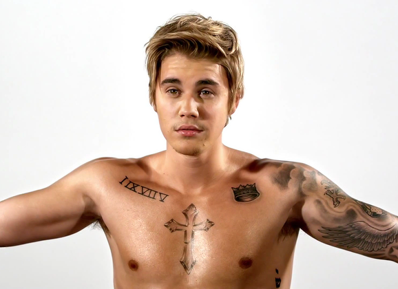 Watch: Justin Bieber Gets Egged by Comedy Central | Male
