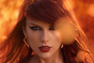 "Watch Taylor Swift And Her All-Star Cast Of Girlfriends In ""Bad Blood"""