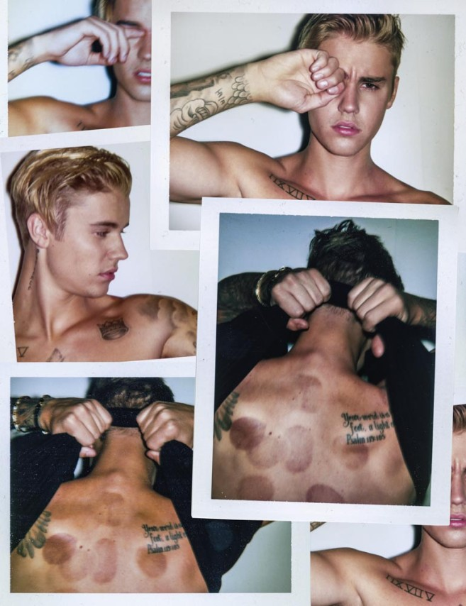 Justin Bieber Interview Magazine 7
