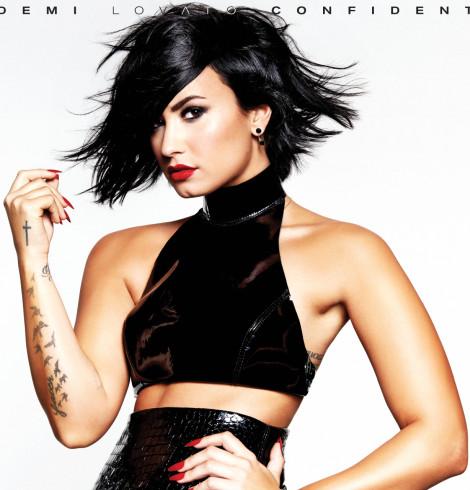 Demi Confident Featured