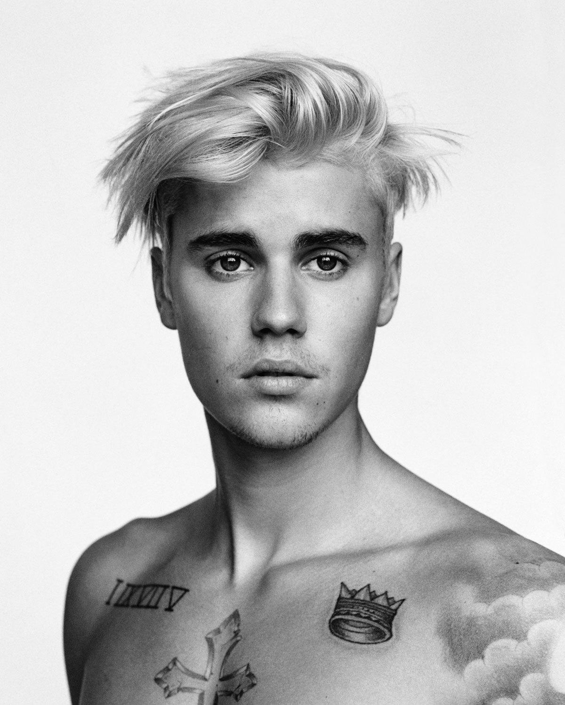 Justin Bieber by Alasdair McLellan for I-D Magazine | Male ... Justin Bieber
