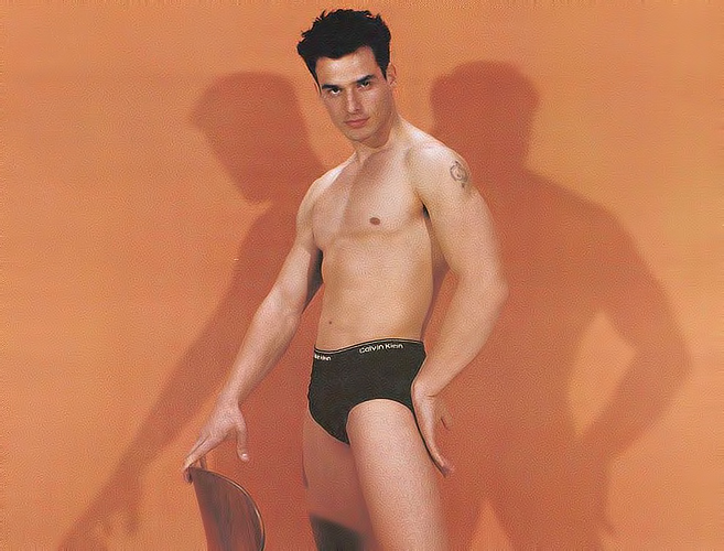 Have Antonio sabato jr underwear