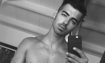 Joe Shirtless Featured
