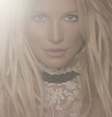 Britney Album Title Featured