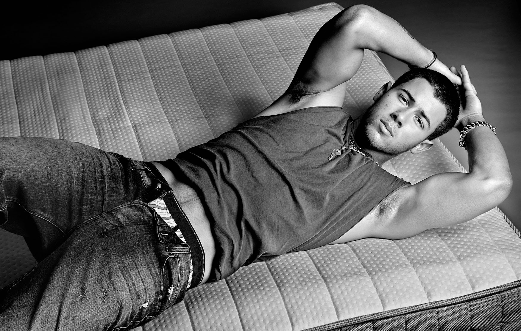 Nick Jonas Flaunt5
