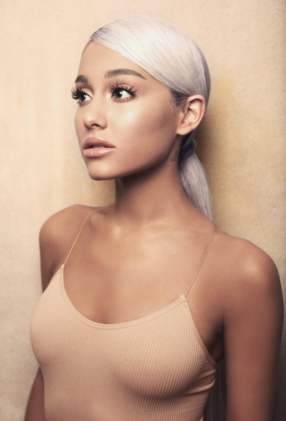 Ariana Grande Sweetener Album Art Photoshoot
